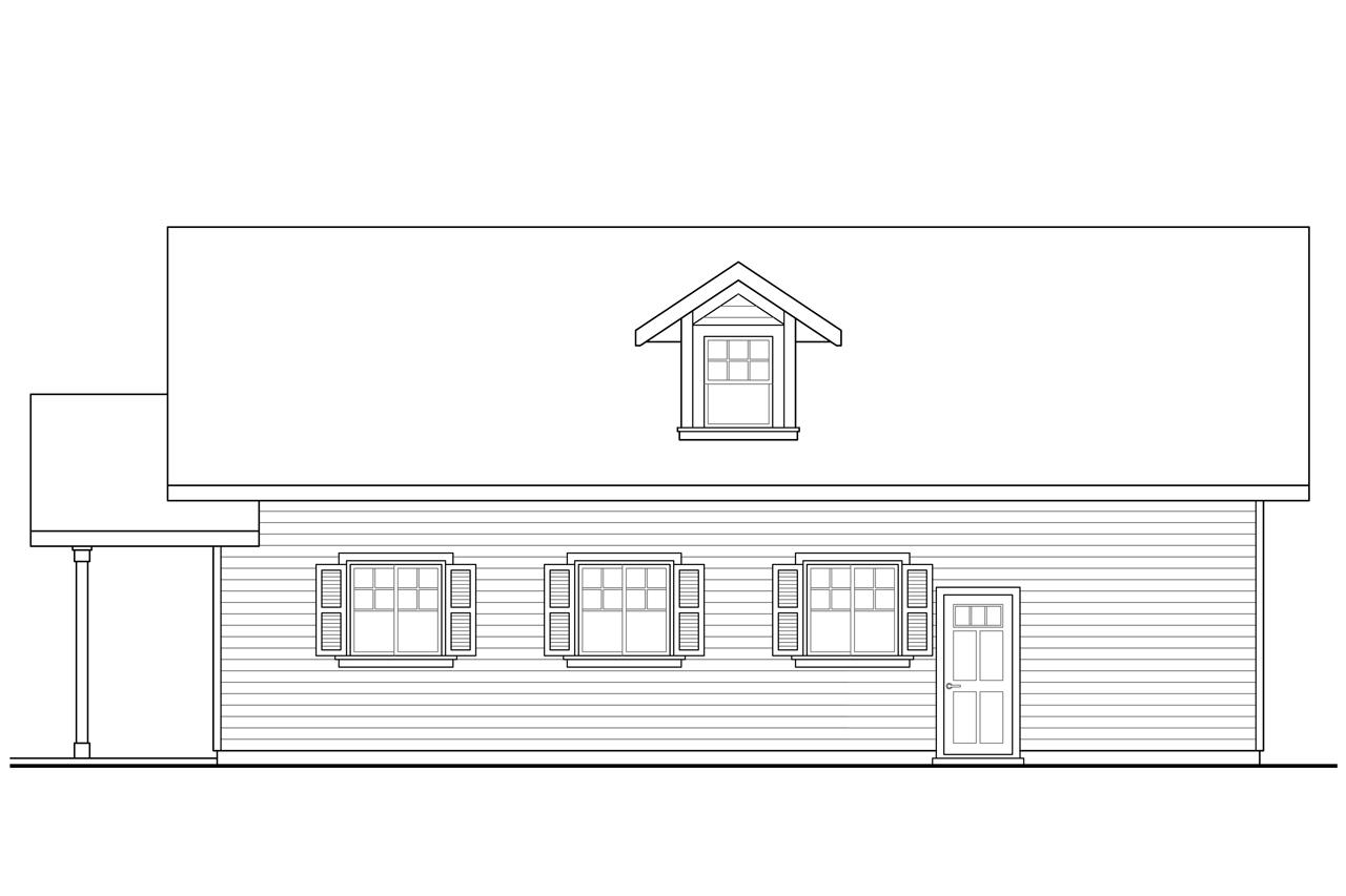 Craftsman house plans garage w bonus room 20 138 for 2 car garage with bonus room