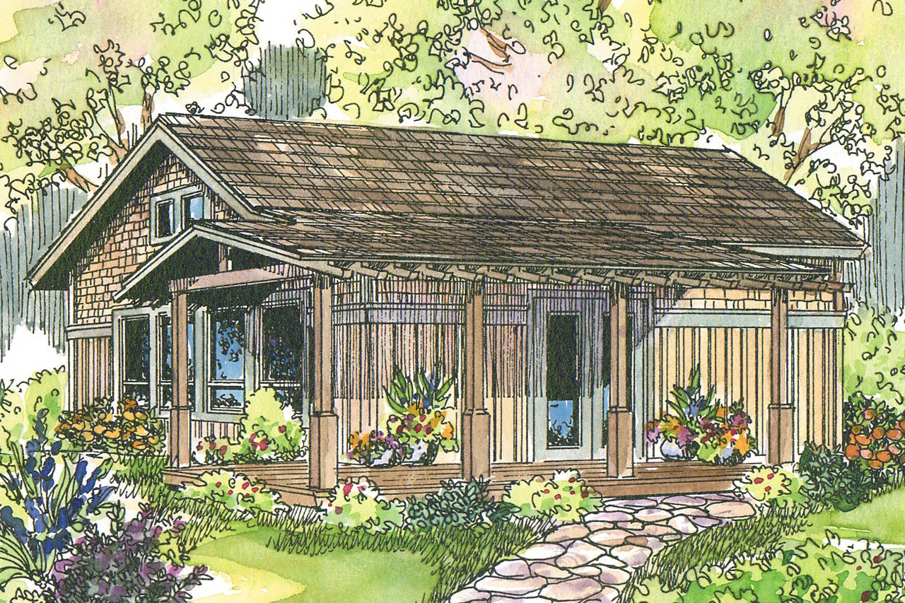 Bungalow House Plans Kent 30 498 Associated Designs