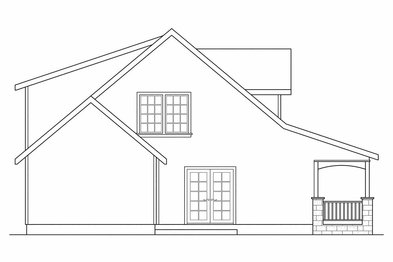 House line plan drawing How to draw a house plan