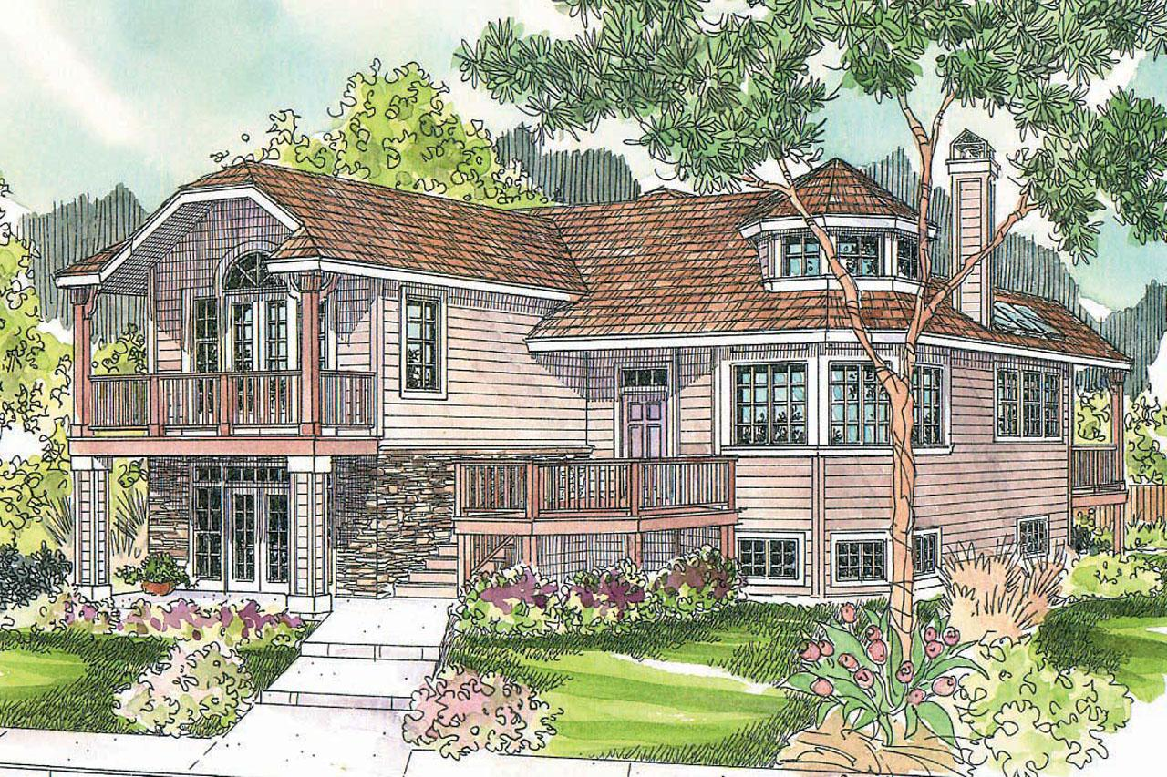 Cottage house plans sherbrooke 30 371 associated designs for Cape cod house plans