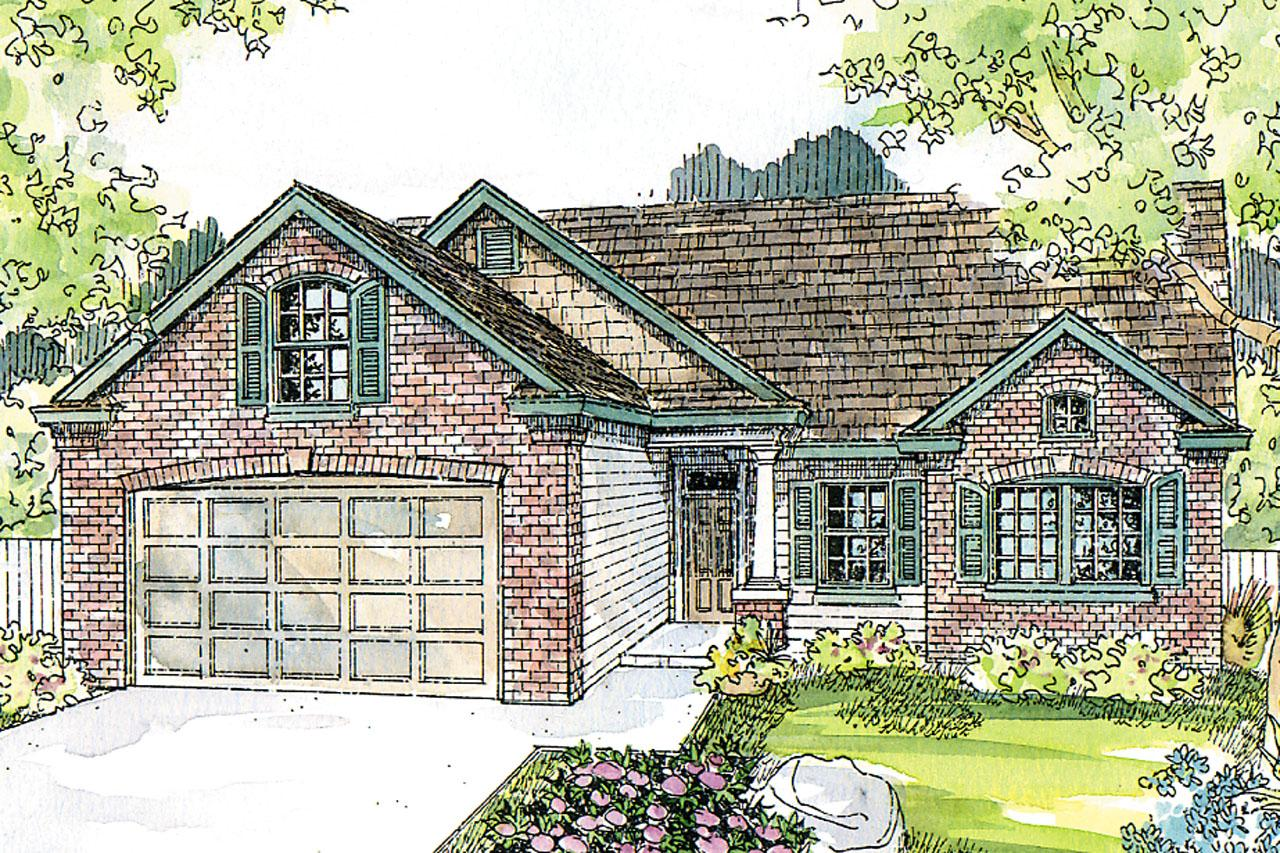 Classic house plans glenbarr 30 457 associated designs for Classic house fronts