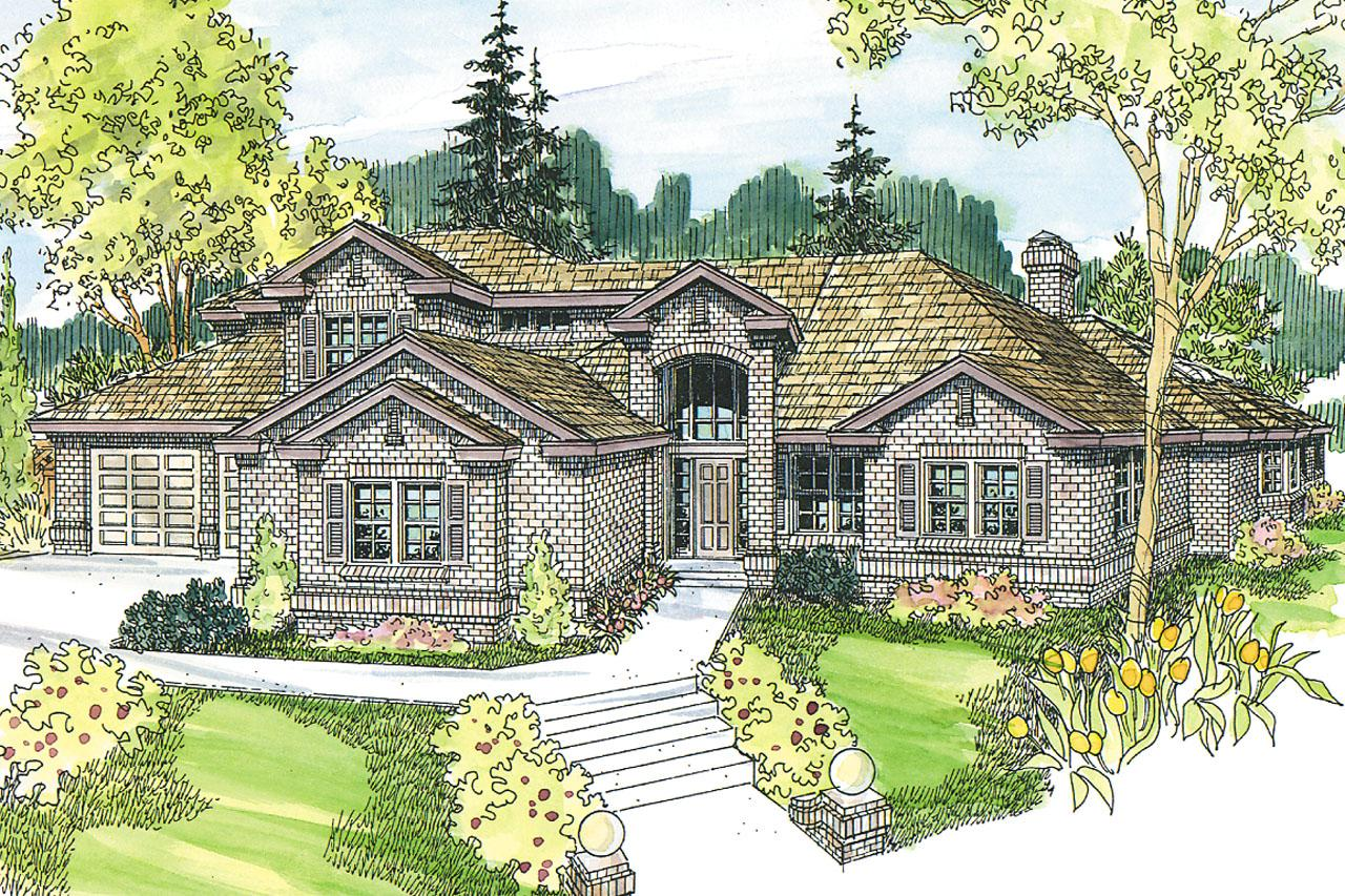Front Elevation Classic : Classic house plans huntsville associated designs