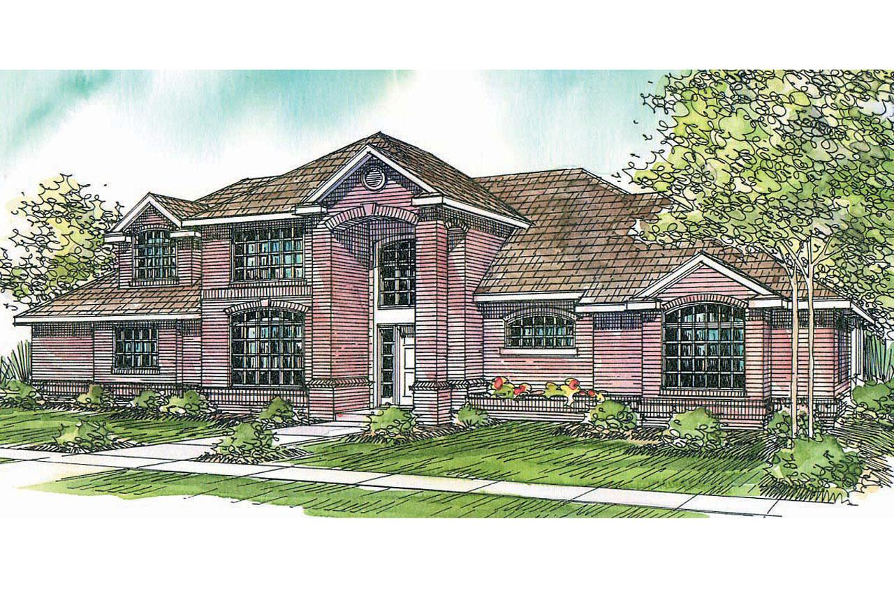 Classic house plans richfield 10 352 associated designs for Classic house fronts