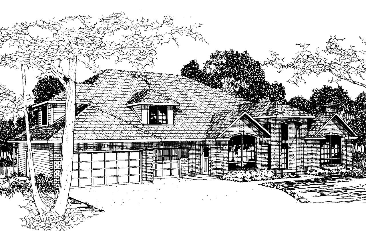 Classic house plans stirling 10 242 associated designs for Classic house plan