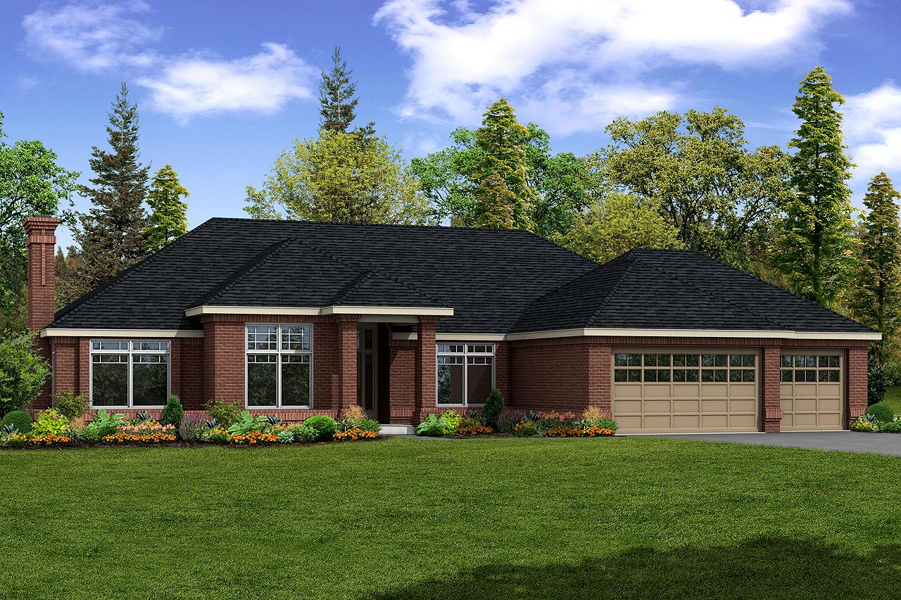 Westbrook house plan home design and style for Garlington homes