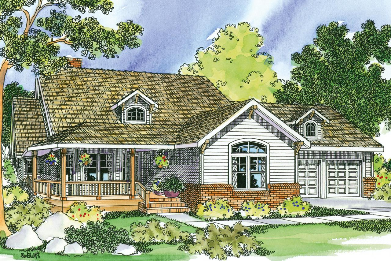 Floor Plans With Old Fashioned Charm House Design And