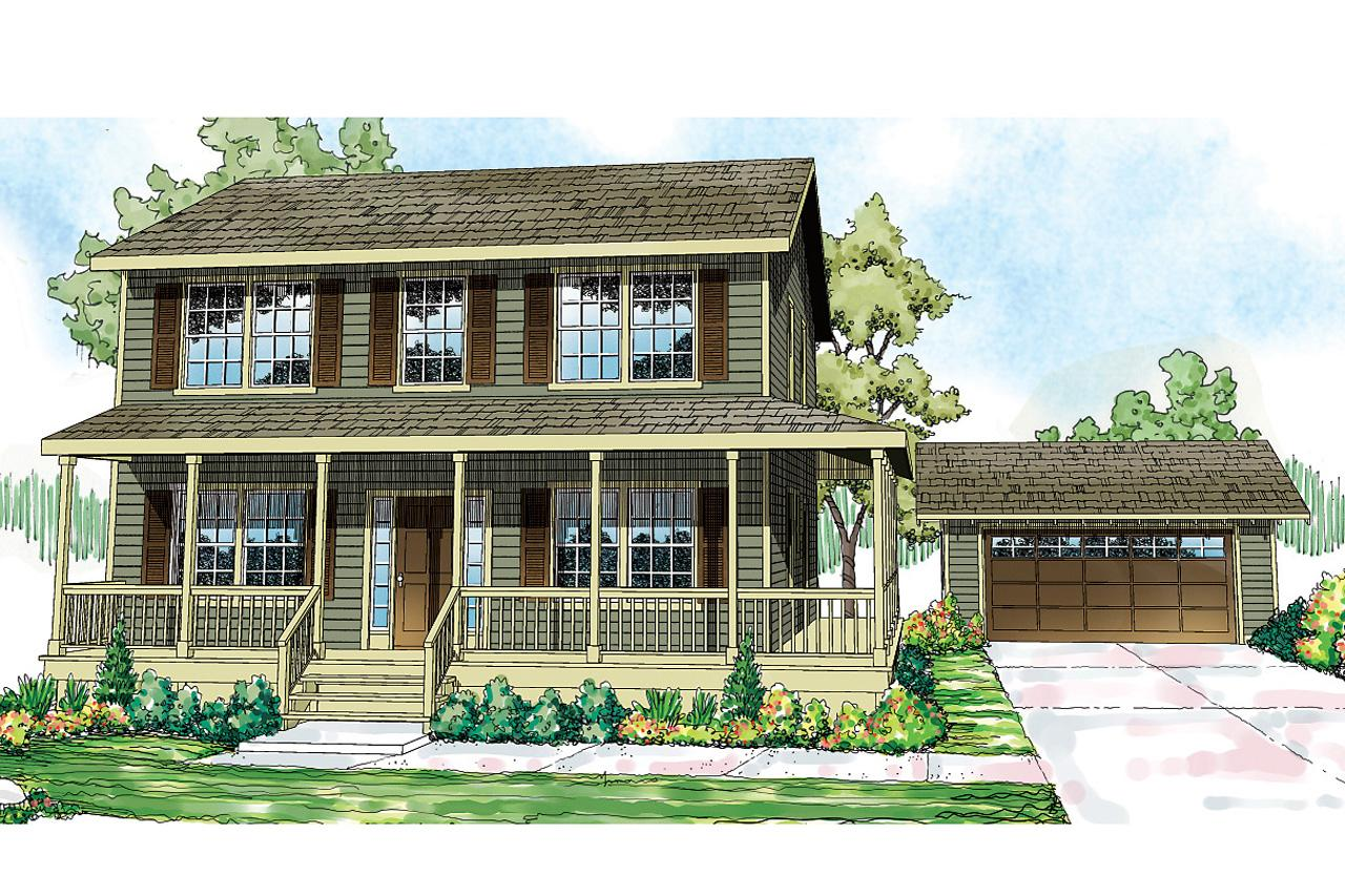country house plan pine hill 30 791 front elevation - Country Home Plans