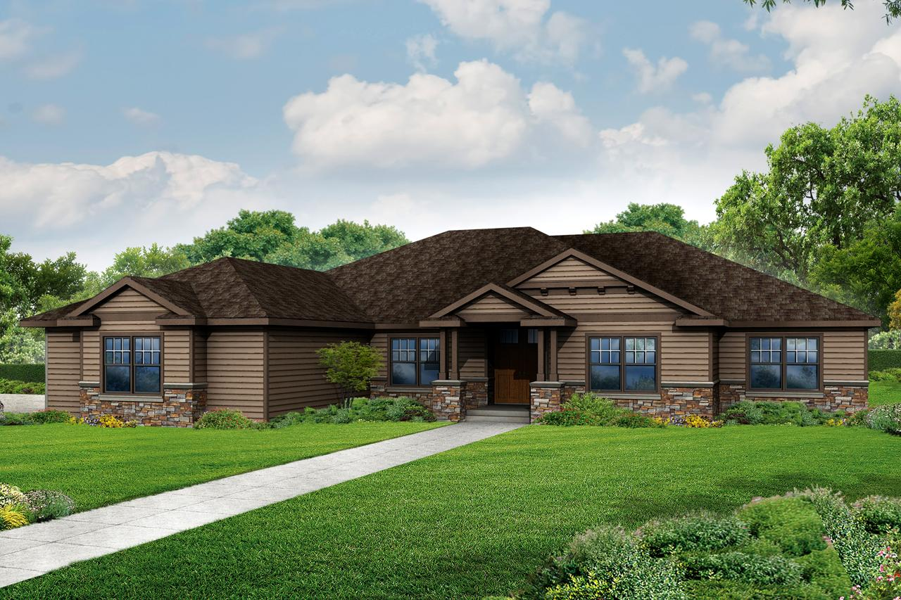 Craftsman House Plans Cannondale 30 971 Associated Designs