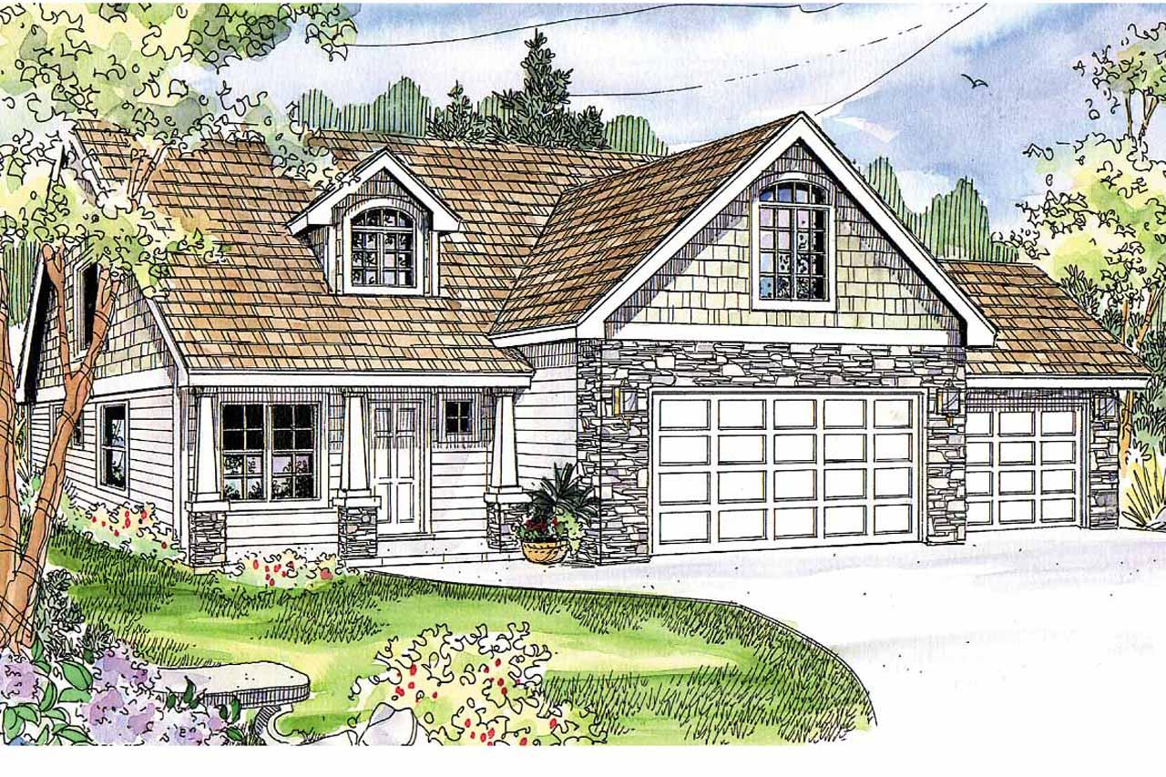 Craftsman House Plans Eastham 30 622 Associated Designs