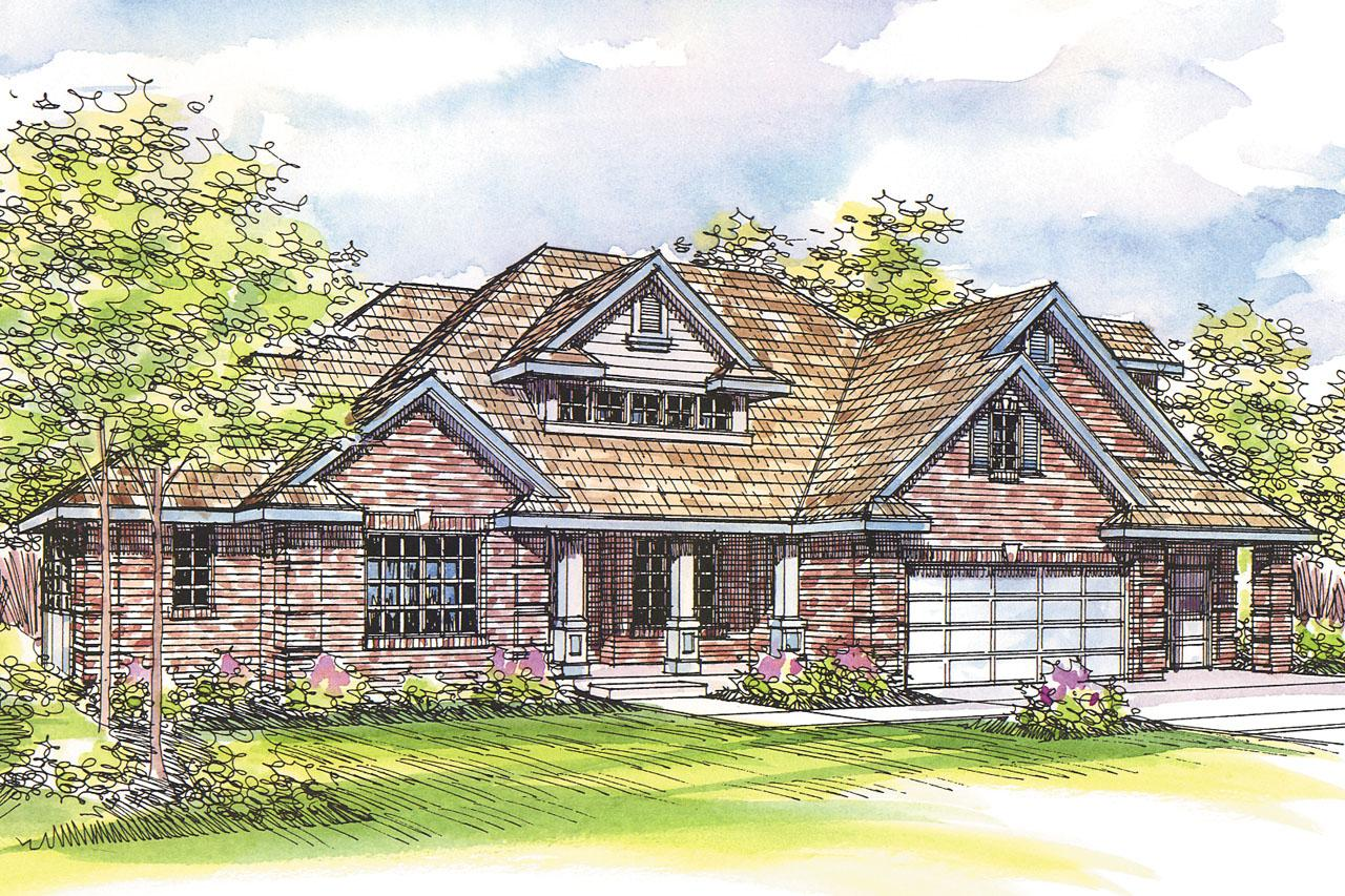Craftsman House Plans Hearthside 10 350 Associated Designs
