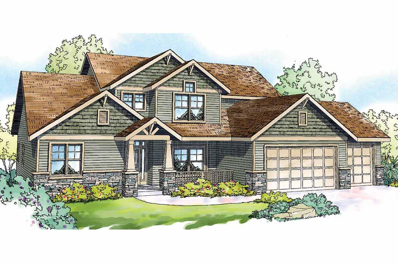 Craftsman house plans yellowwood 30 728 associated designs Craftsman home plans