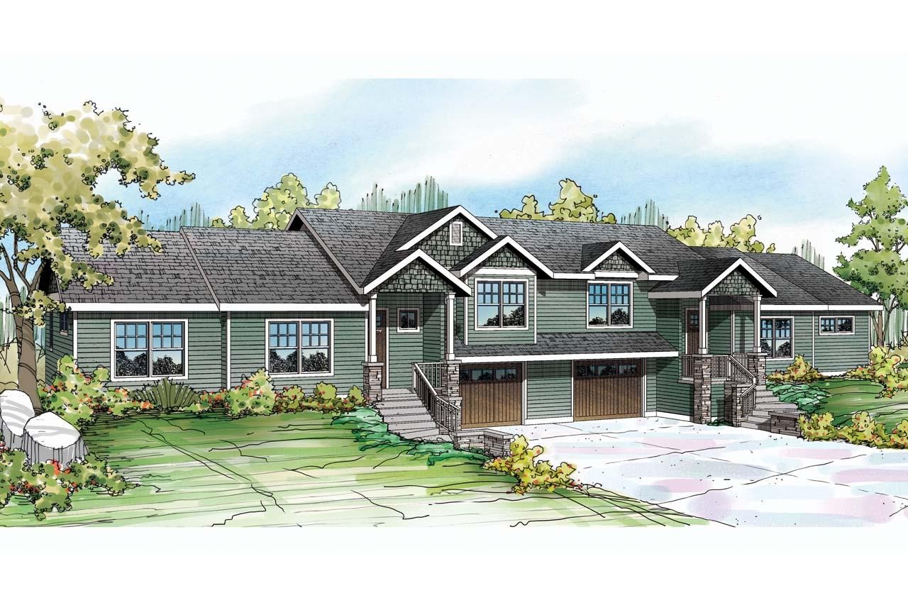 Craftsman House Plans - Vancouver 60-031 - Associated Designs