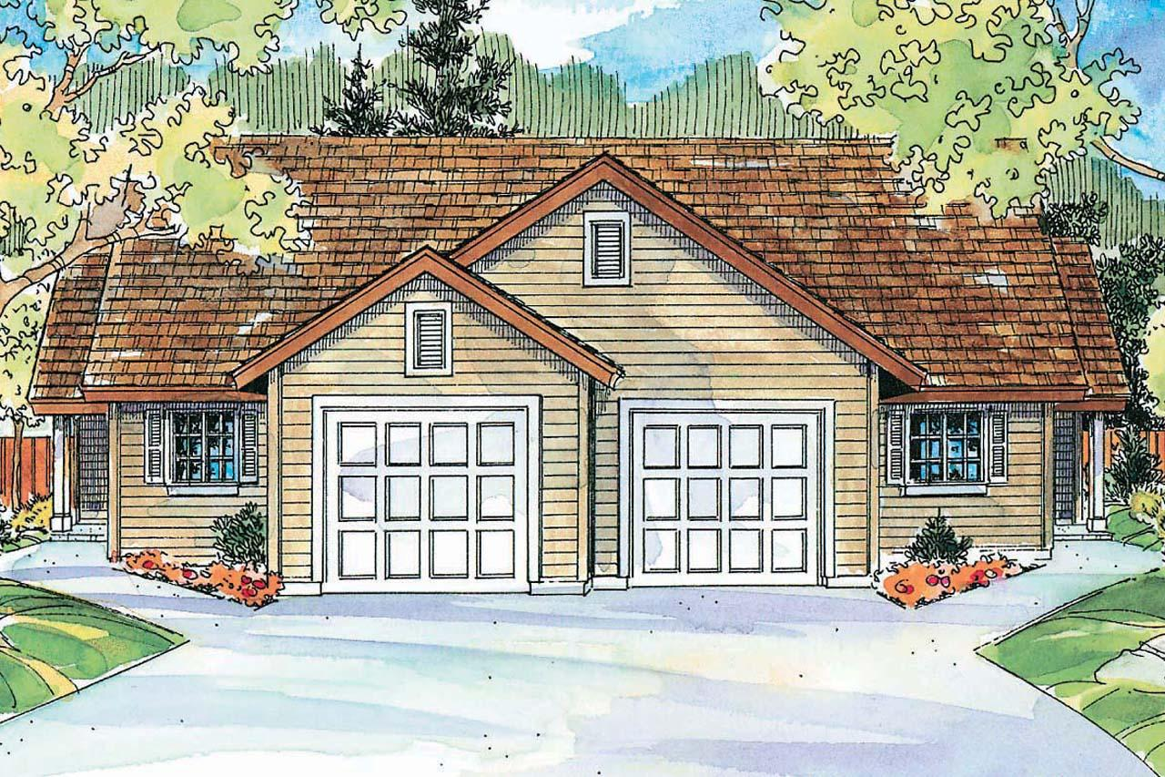 Cottage House Plans Wynant 60 024 Associated Designs