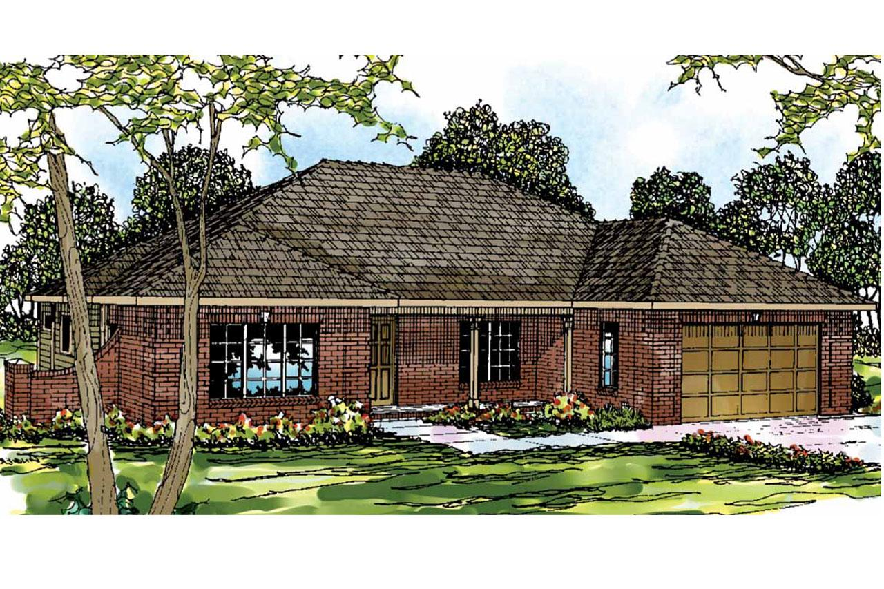 Georgian House Front Elevation : Georgian house plans lewiston associated designs