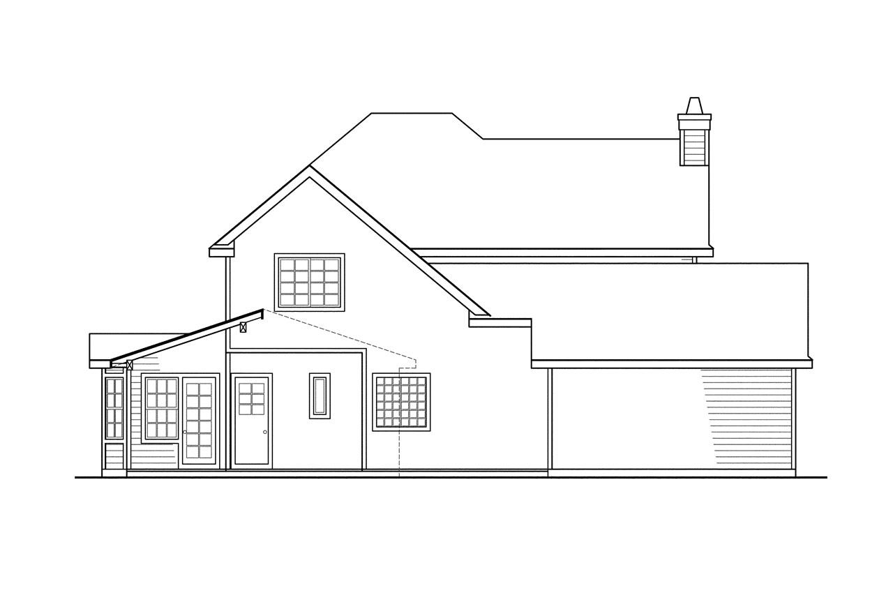 Country house plans atkinson 30 060 associated designs for Detached garage floor plans