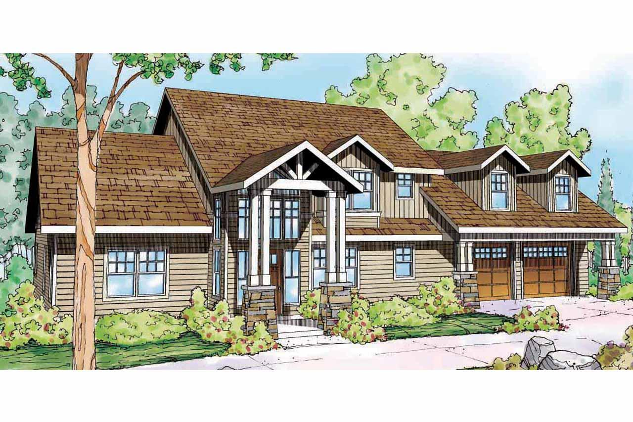 Lodge style house plans grand river 30 754 associated for River home plans
