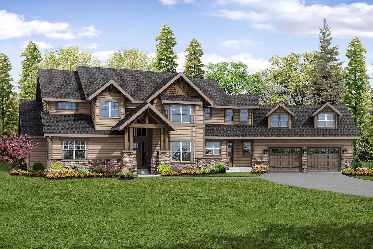 Lodge style house plans timberline 31 055 associated for Lodge style home plans