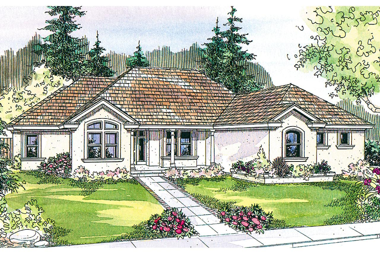 Mediterranean House Plans Roselle 30 427 Associated