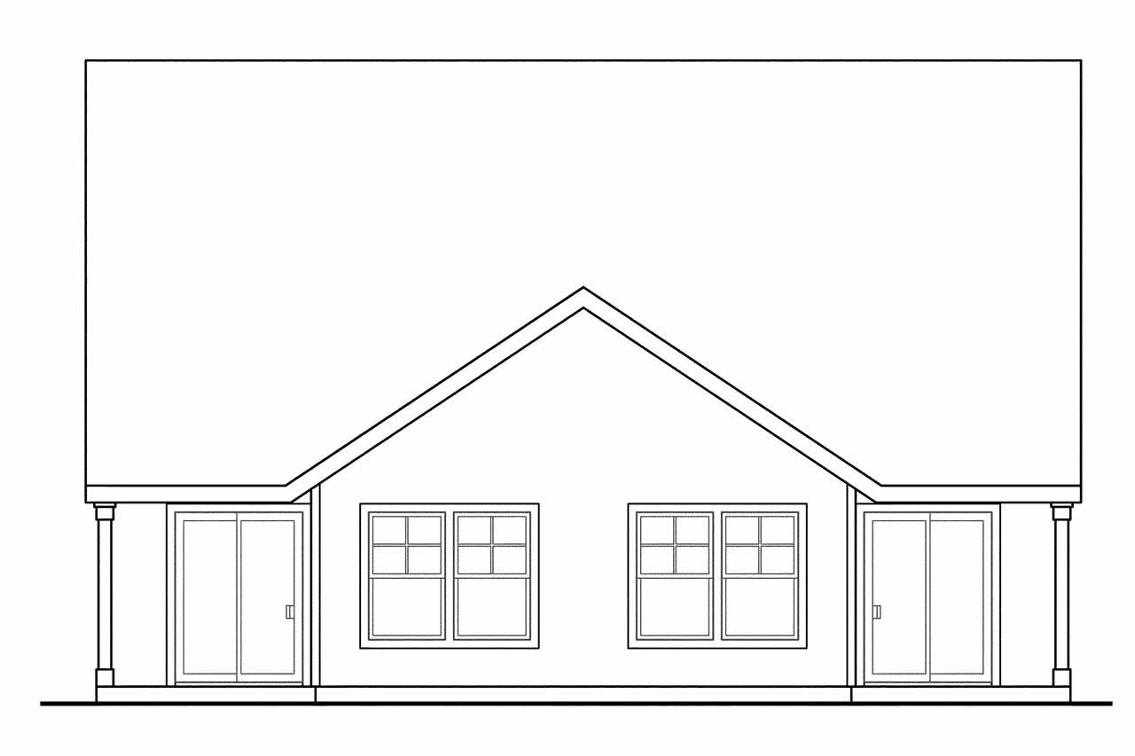 1 5 story house plans with side entry garage for Corner lot house plans with side load garage