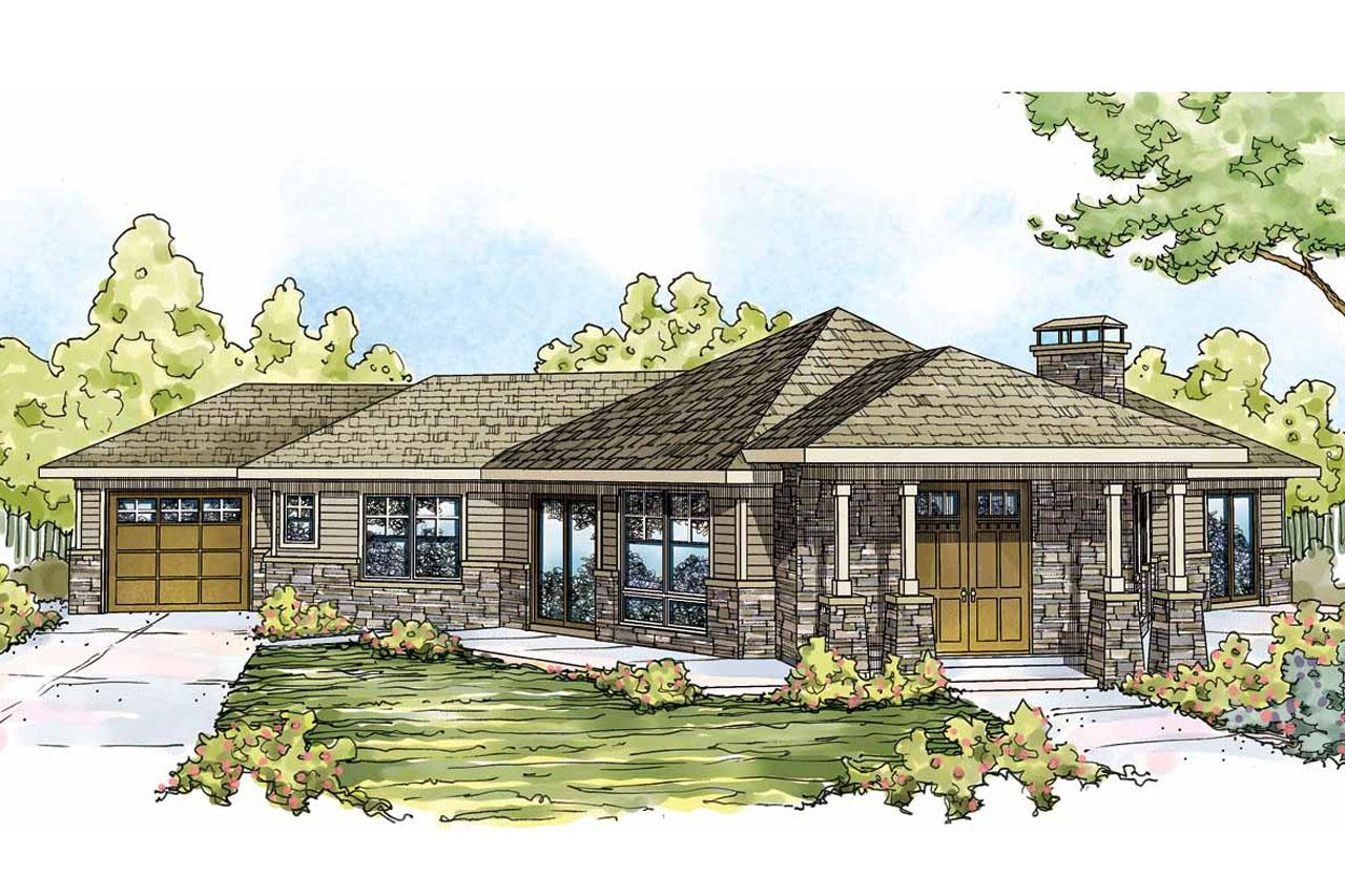 Prairie style house plans baltimore 10 554 associated for Prairie house plans