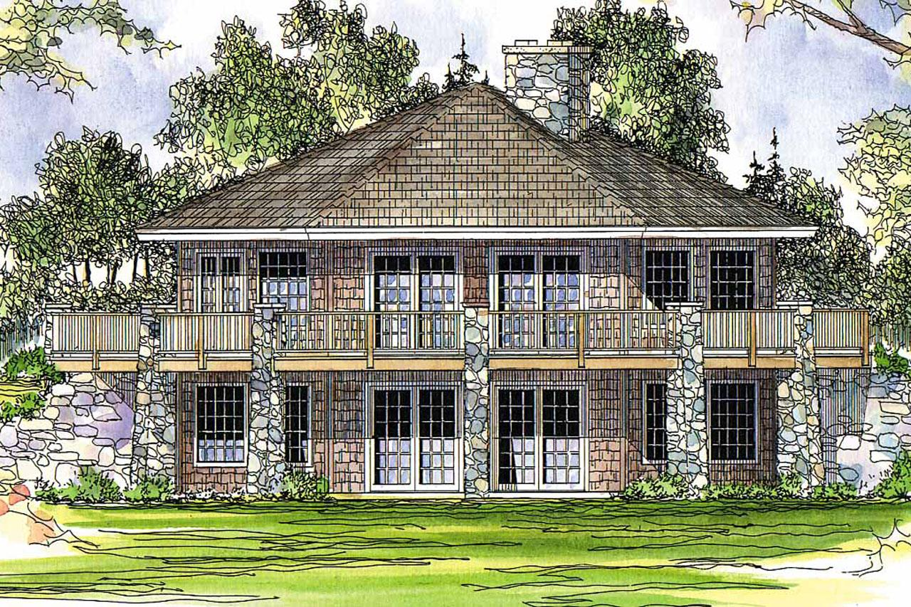 Prairie Style House Plans Grandview 10 249 Associated