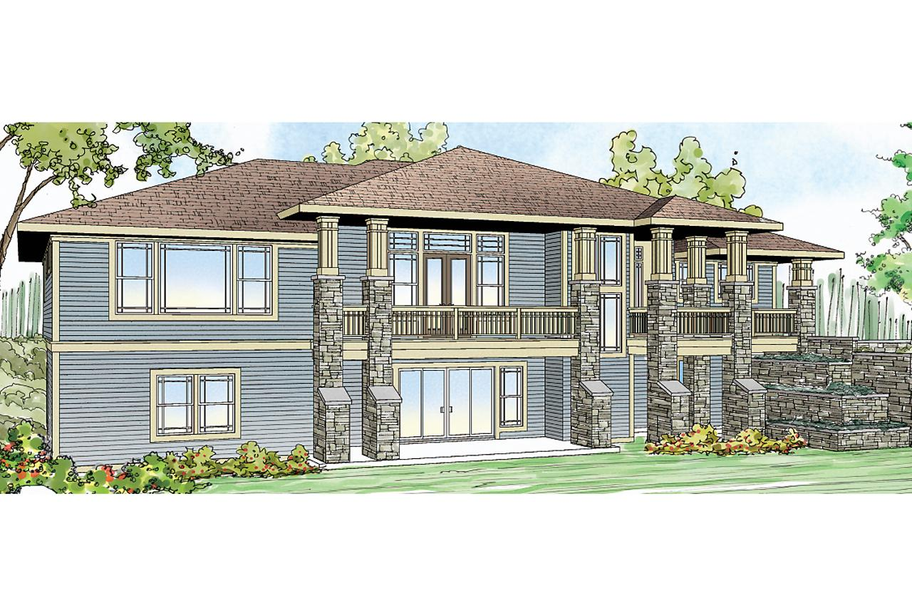 Prairie style house plans northshire 30 808 associated for Prairie home plans designs