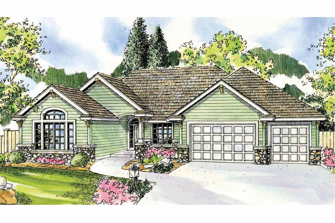 Ranch House Plans Dalneigh 30 709 Associated Designs