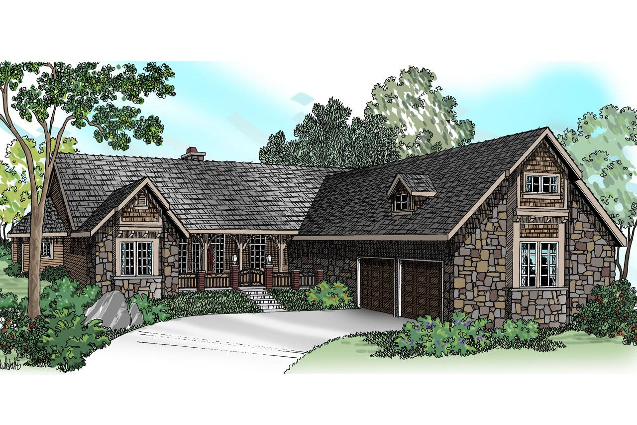 Ranch house plans gideon 30 256 associated designs for Ranch house with garage