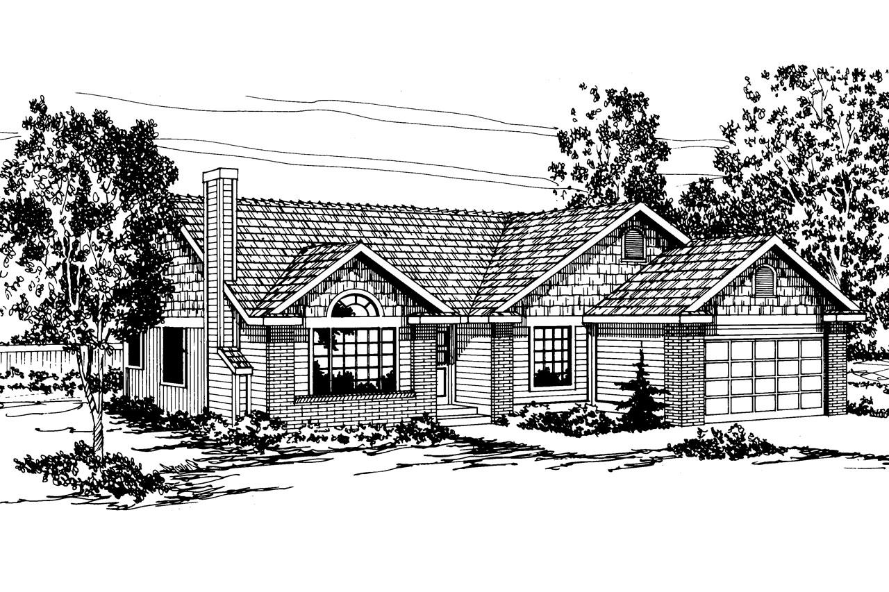 Shingle Style House Plans Laramie 30 010 Associated