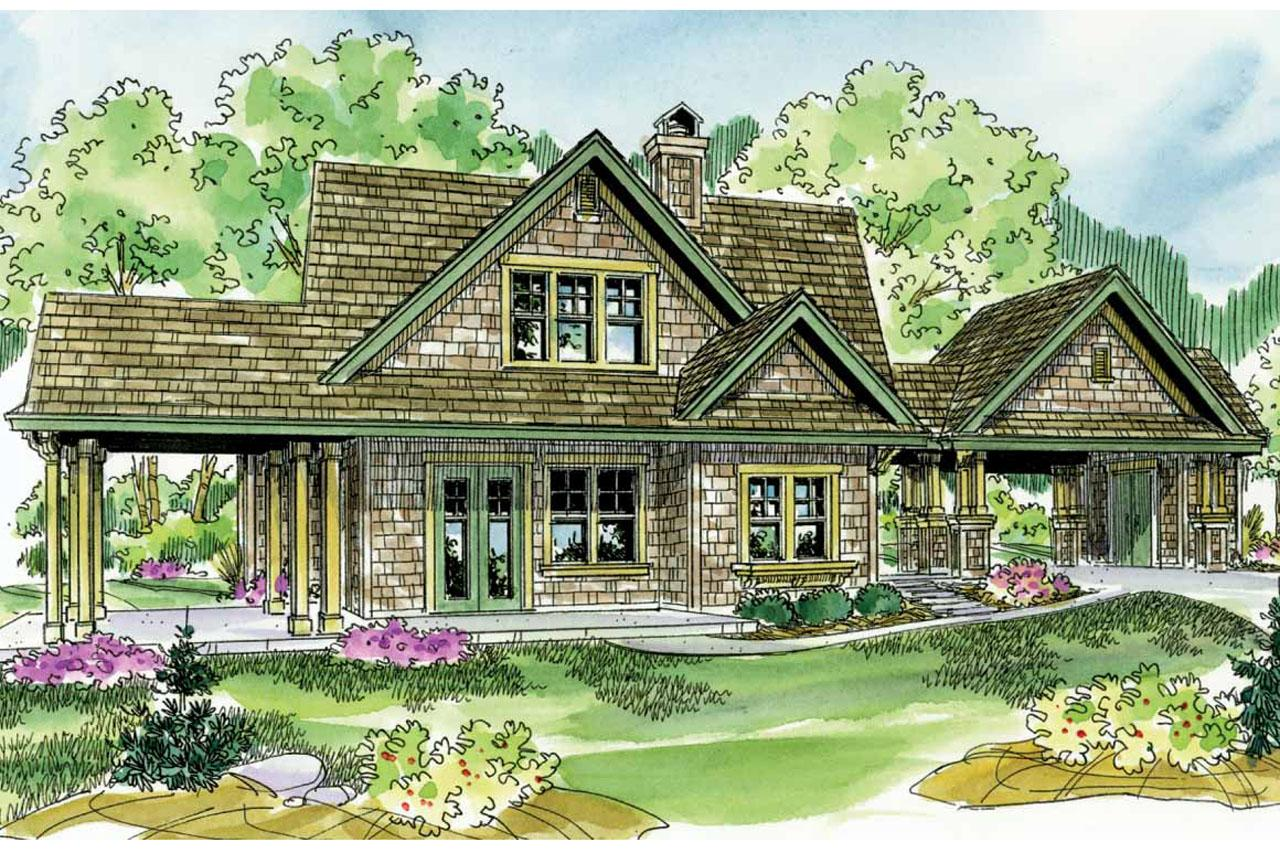Shingle style house plans longview 50 014 associated for Shingle house plans