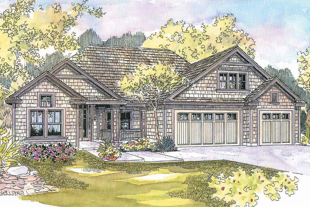 Inspiring shingle style house plans 21 photo for Shingle house plans