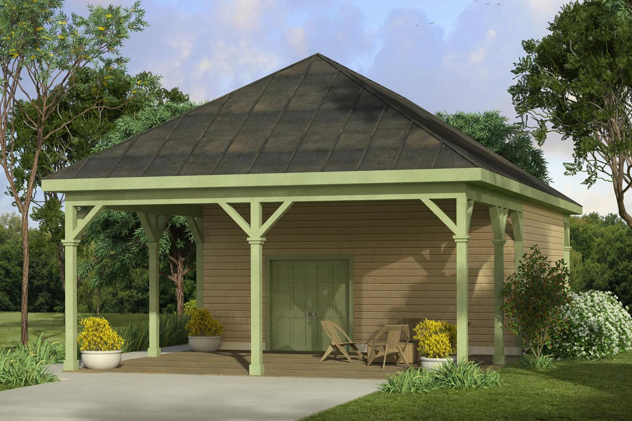 saltbox detached garage plans house design and