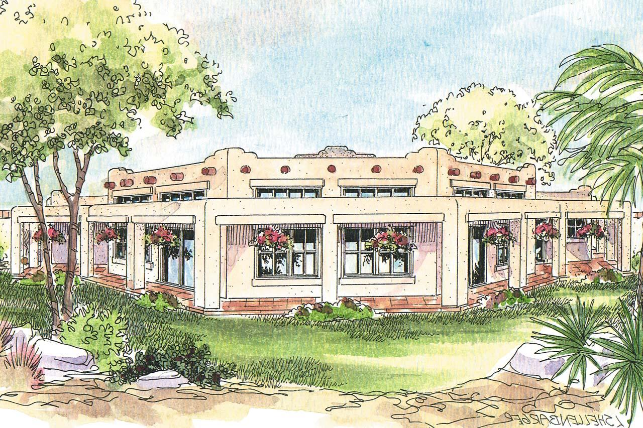 Santa Fe House Plans Numberedtype