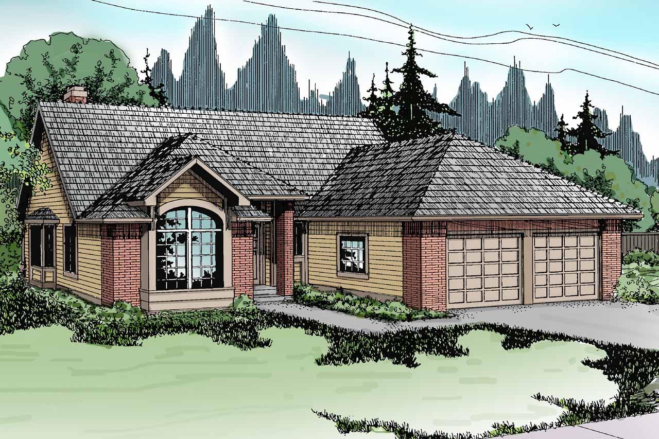 Traditional House Plans Akron 10 038 Associated Designs