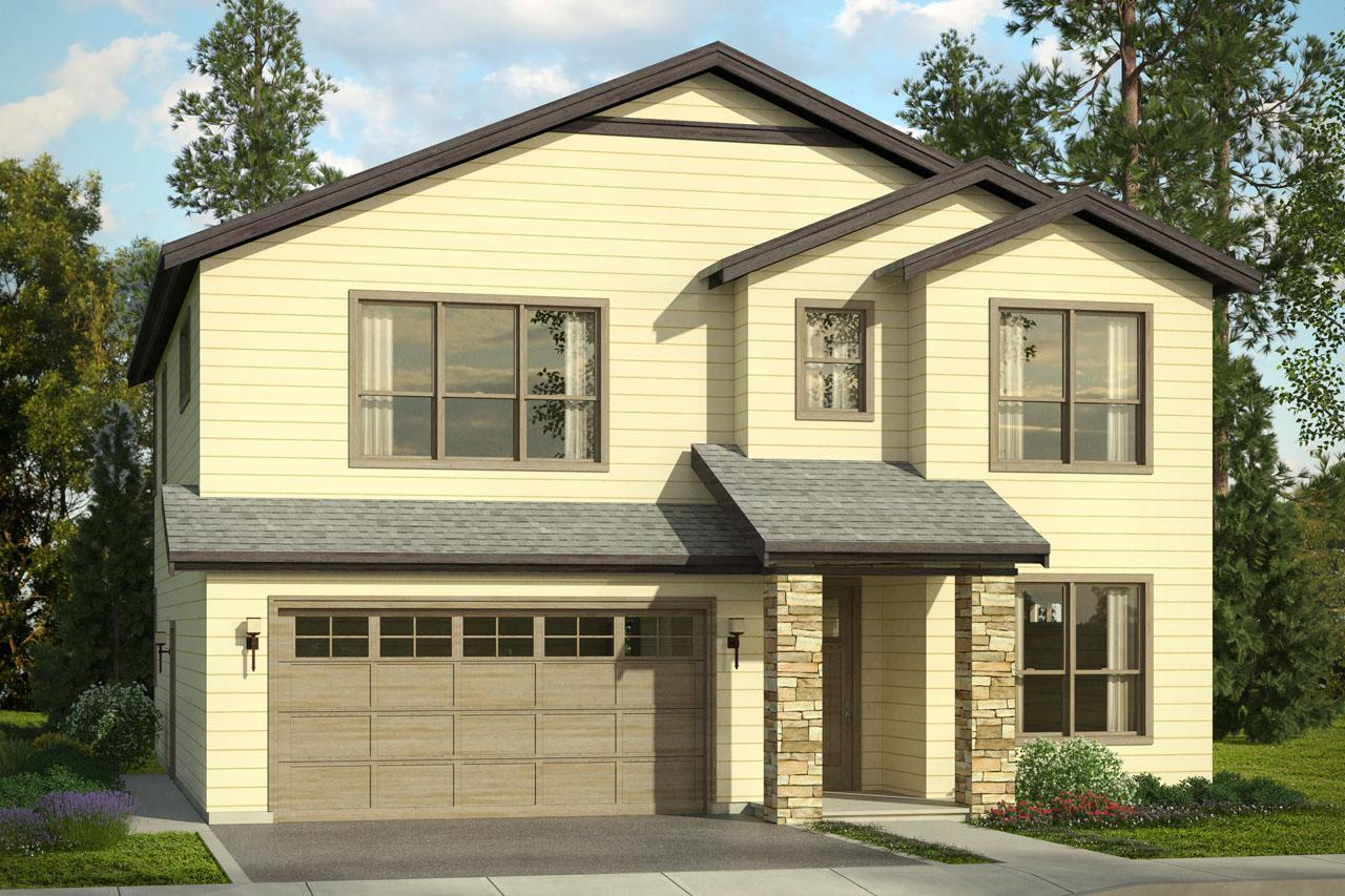 Front Elevation Traditional : Traditional house plans bridgeview associated