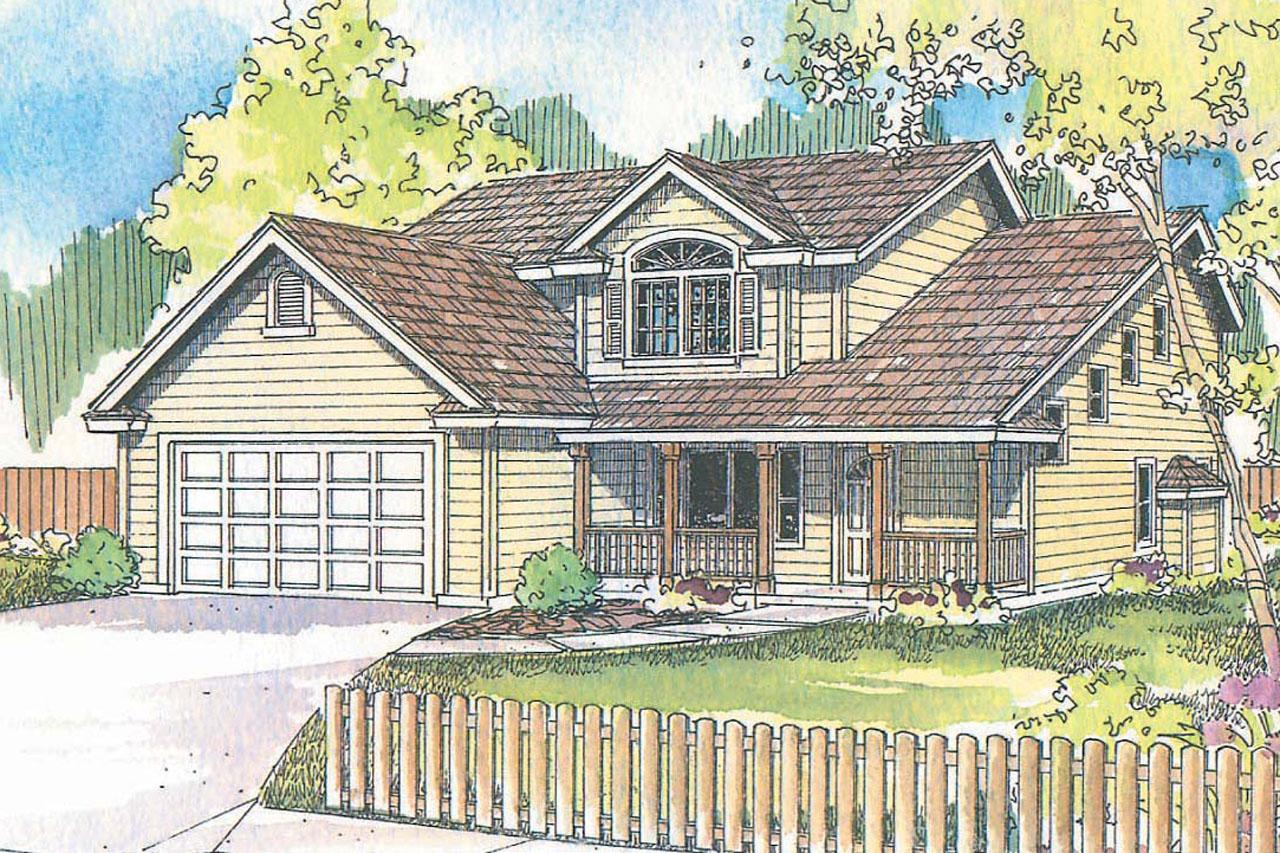 Traditional House Front Elevation : Traditional house plans brighton associated designs