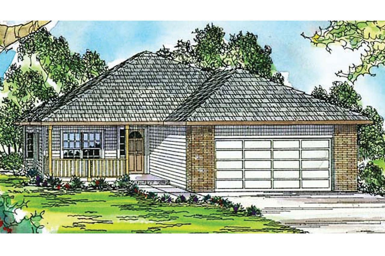 Traditional House Plans Holly 30 115 Associated Designs