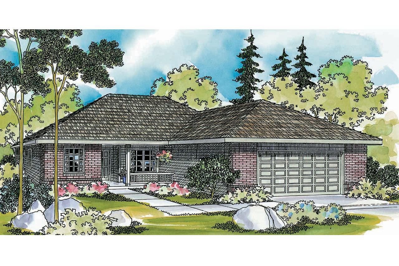 Traditional House Plans Keizer 30 230 Associated Designs