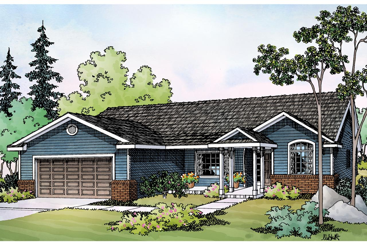 Traditional House Front Elevation : Traditional house plans walsh associated designs