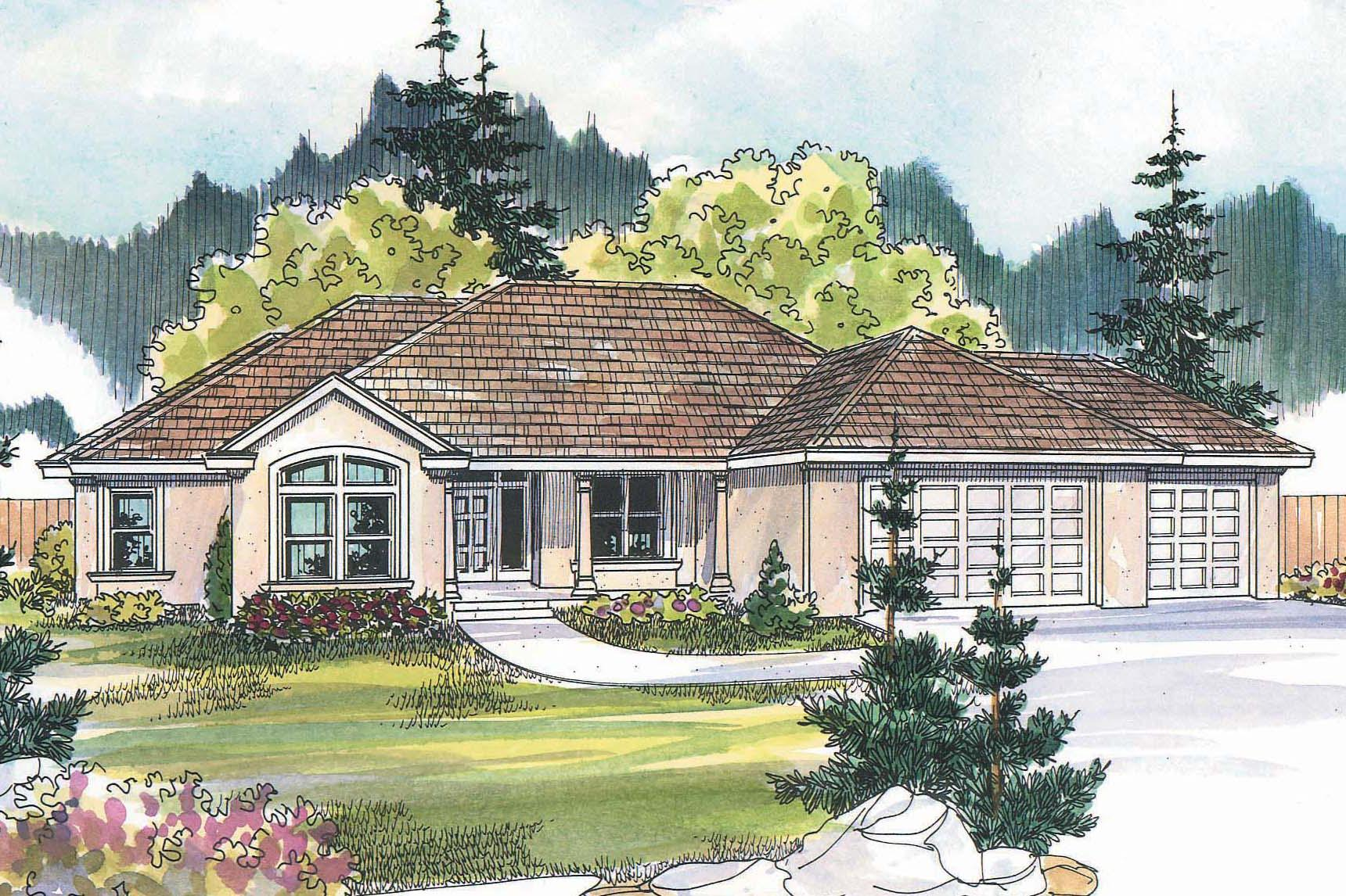 Tuscan house plans brittany 30 317 associated designs for Tuscan house plans