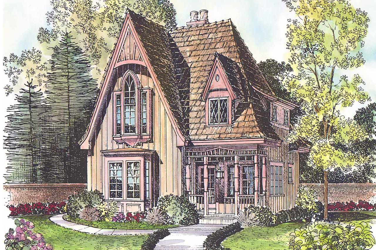 Victorian house plans topeka 42 012 associated designs Victorian cottage plans