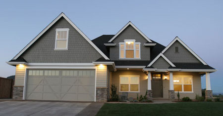Photos of Completed House Plans | Associated Designs