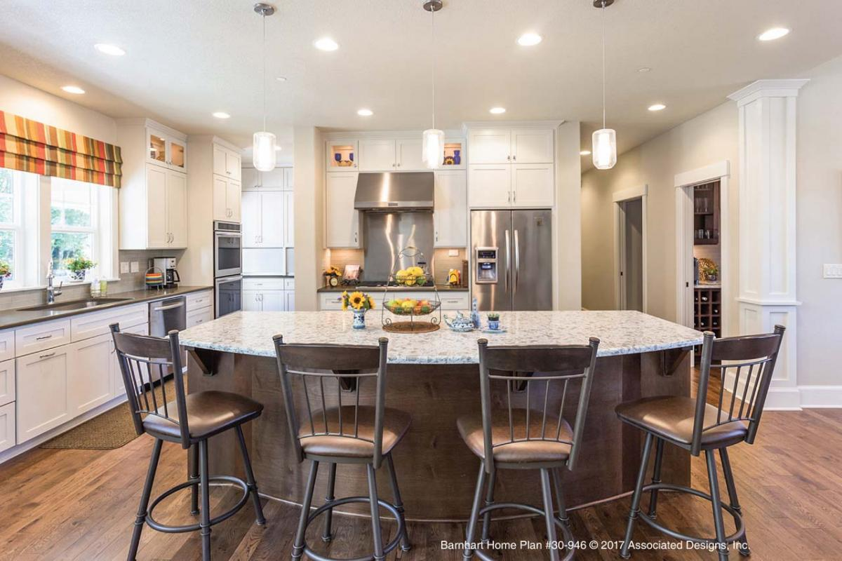 When Kitchens Are The Center Of Attention Associated Designs