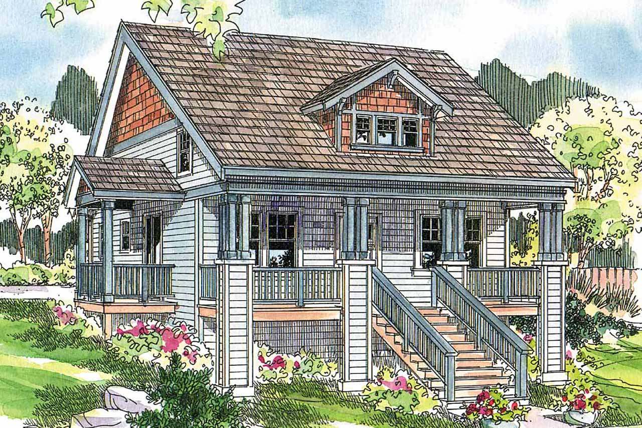 Bungalow house plans fillmore 30 589 associated designs for House plasn