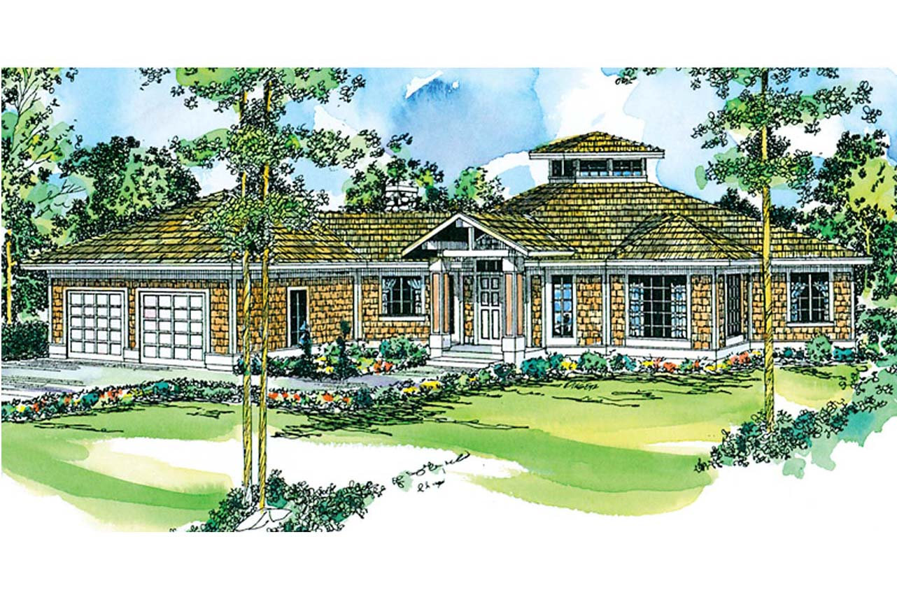 Featured House Plan of the Week, Cape Cod House Plan, Home Plan, Clematis 10-073