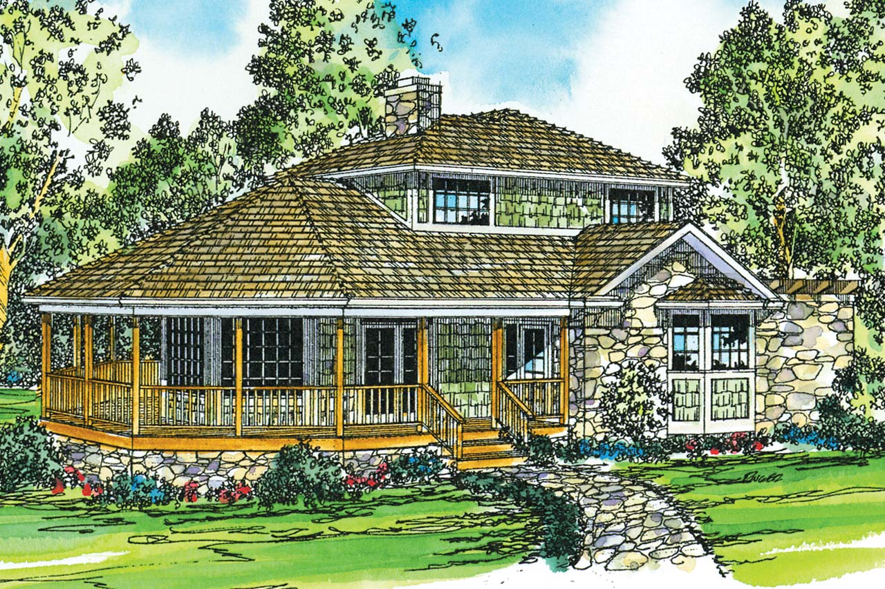 A simple and sunny cape cod retreat associated designs for Simple cape cod house plans