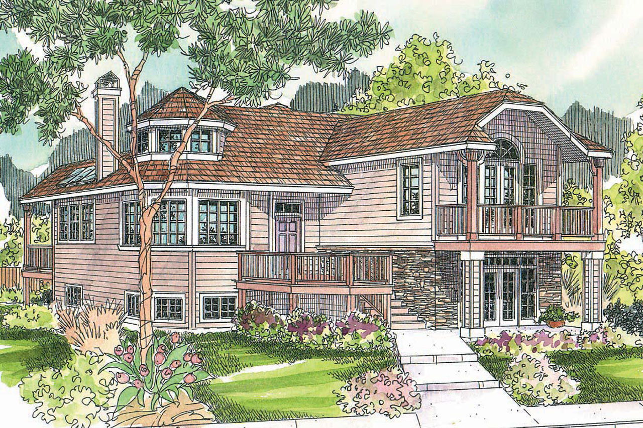 Cottage house plans sherbrooke 30 371 associated designs for Cape cod home designs