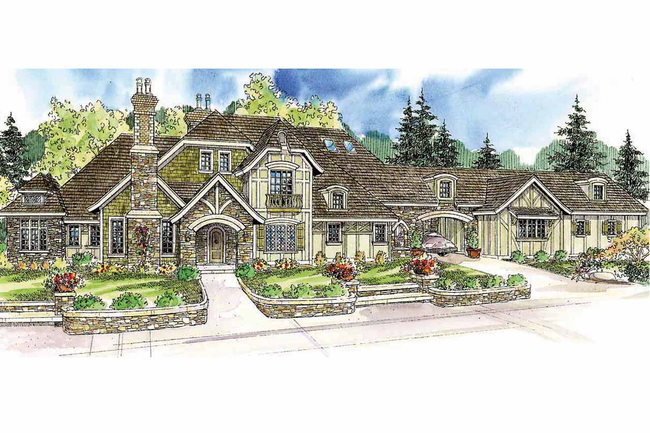 Chateau house plans chateau home plans associated designs for Chateau house plans