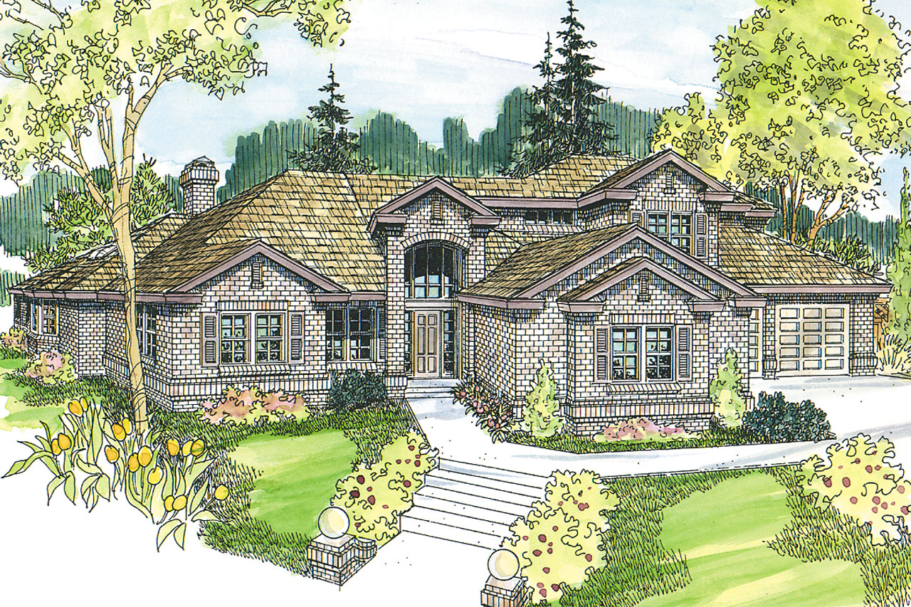 Classic House Plans Huntsville 30 463 Associated Designs