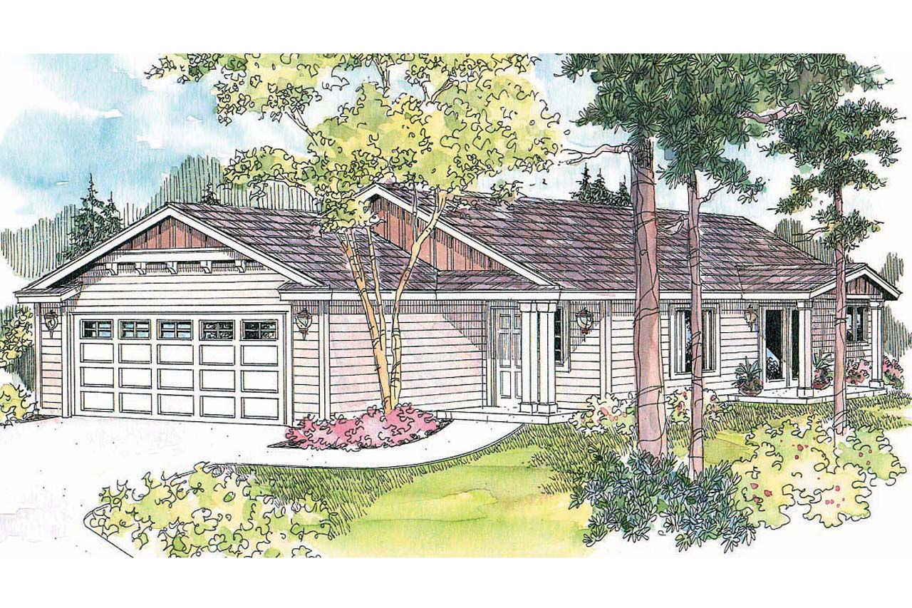 Featured House Plan of the Week, Cottage Home Plan, House Plan, Lindley 30-546